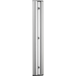 Atdec Wall Channel 350mm Matte Silver