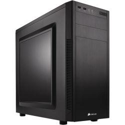 Corsair 100R Gaming Desktop PC - Intel Core i5 CPU, 8GB RAM, 240GB SSD, ASUS NVidia GTX1050ti 4GB Gaming Graphics, Win 10, 12 Mth Wty