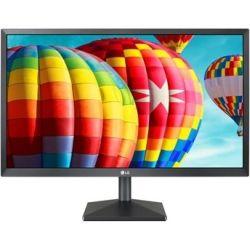 LG MK430H 27 inch IPS LED Monitor - 1920x1080, 16:9, 5ms, VGA, HDMI, Tilt, VESA, FreeSync, 3yr Wty
