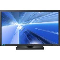 Samsung E45 24 inch LED Monitor - 1920x1080, 16:9, 5ms, DisplayPort, DVI, VGA, Height Adjust, VESA, 3yr Wty