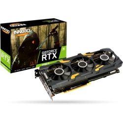 INNO3D GEFORCE RTX 2080 Ti GAMING OC, 1 x HDMI, 3 x DP, 1 x USB