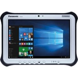Panasonic Toughpad FZ-G1 (10.1) Mk5 with 256GB SSD, 4G and 72 Point Dedicated Satellite GPS