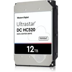 WD ULTRASTRA 0F30146, 12TB High-Capacity, Interface:SATA 6Gb/s, Limited warranty 5yr, RPM Class:7200, Cache:128MB, 256MB