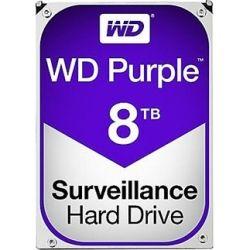 WD Purple 8TB Surveillance 3.5' IntelliPower SATA3 6Gb/s 256MB WD81PURZ