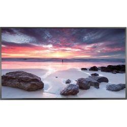 LG UH5C 86 inch 16:9, UHD IPS LED, 3840x2160, 8MS, DVI, DP, HDMI, Serial, LAN, VESA, 3YR