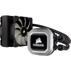Corsair Hydro Series H75v2 Liquid CPU Cooler - Dual 120mm Fans - 5yr Warranty