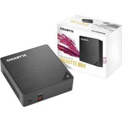 Gigabyte BRIX i7-8550u, 2x DIMM DDR4, 2x USB3.1, 2x USB3.0, 1x HDMI, 1x Mini DP, 1x RJ45, 1x DC