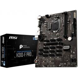 MSI H310-F Pro Intel ATX Mining