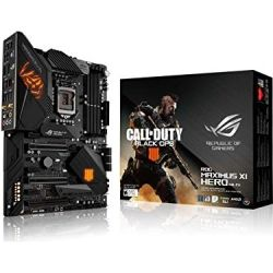 Asus ROG Maximus XI Hero Wi-Fi Z390 Gaming Motherboard - Wi-Fi Call Of Duty Black Ops 4 Special Edition