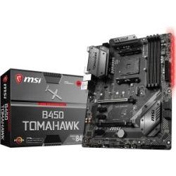 MSI B450 Tomahawk AMD ATX MB