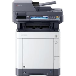 Kyocera Colour Laser Multifunction - Print/Copy/Scan, Up to 30ppm A4 Colour and Mono, 1200x1200dpi (print, at reduced speed), 60