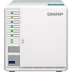 Qnap TS-351-4G 3-Bay NAS, Dual Core 2.41GHZ, 4GB RAM