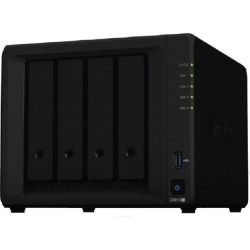 Synology Tax Saver - DS918+ + 4x Seagate 4TB IronWolf Hard Drives