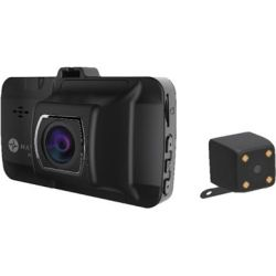 Laser Dual Car Crash Camera with Wi-Fi and GPS