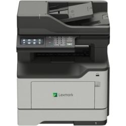 Lexmark Network Ready, Print/copy/scan/fax, Duplex, 40ppm, wireless, 1GHz Dual-Core, 1GB RAM, 4.3-inch colour LCD touch Screen and Keypad, 1200x1200dp