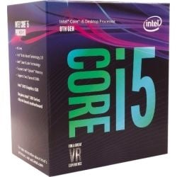 Intel Core i5-8600 3.10GHZ 9M LGA1151