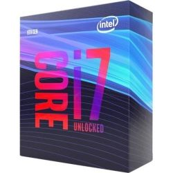 Intel Core i7-9700K 3.7Ghz No Fan Unlocked  s1151 Coffee Lake 9th Generation Boxed 3 Years Warranty - SYSTEM BUILD ONLY