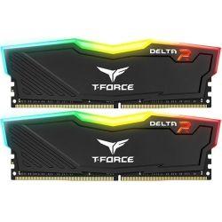 Team Delta RGB 16GB (2x8GB) DDR4 3000MHz - Black