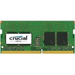 CRUCIAL 16GB DDR4 (SODIMM) NOTEBOOK MEMORY, PC4-19200, 2400MHz, LIFE WTY