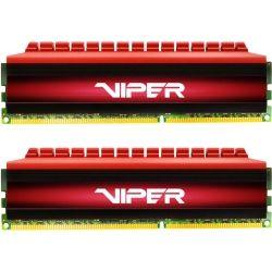 Patriot Viper 4 Extreme OC PV416G373C7K, 16GB Kit (2x 8GB) DDR4 3733Mhz, Dual channel, Aluminium Heat Sink, XMP 2.0 for automatic overclocking, Limite