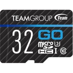 Team GO Card 32GB Micro SD Card