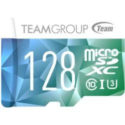 Team Micro SDXC 128GB UHS-I U3 Speed