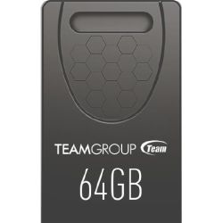 Team Group Metal USB Drive 64GB, C157