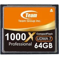 Team CF Card 64GB 1000X