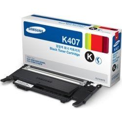 Samsung CLT-K407S/SEE Black Toner Cartridge (1.5K) - GENUINE