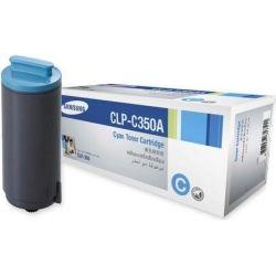 Samsung CLP-C350A/SEE Cyan Toner Cartridge (2K) - GENUINE