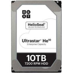 WD ULTRASTAR 0F27606, 10TB, SATA, 256cache, 3.5form factor, 5yr warranty