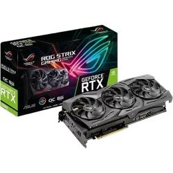 ROG Strix GeForce RTX2080 Advanced edition 8GB GDDR6 with enthusiast-level technology for extreme 4K and VR gaming
