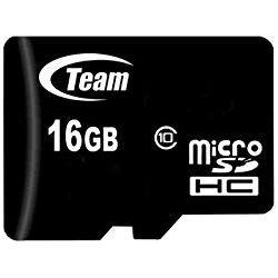 Team TG0016G0MC28A 16GB Micro SDHC Class 10