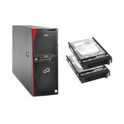 Fujitsu BUNDLE Fujitsu TX2550 M4 and 2 x HD SAS