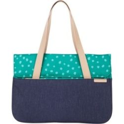 STM Grace Deluxe Sleeve Fits up to 15.6 inch Notebook, Teal Dot/Night Sky