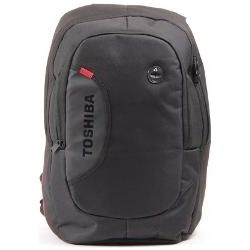 Toshiba Executive BACKPACK, FITS up to 15.6 inch NOTEBOOKS, Black