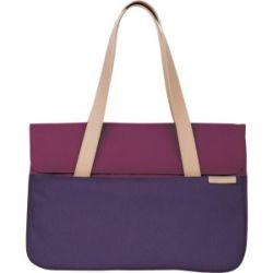 STM Grace Deluxe Sleeve Fits up to 13.3 inch Notebook, Dark Purple