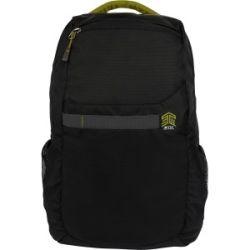 STM SAGA Backpack, Fits up to 15 inch Notebook - Black