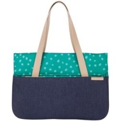 STM Grace Deluxe Sleeve Fits up to 13.3 inch Notebook - Teal Dot/Night Sky