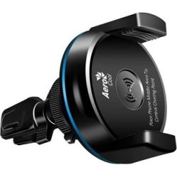 AeroCool Premium 360 Rotatable Wireless Car Charger