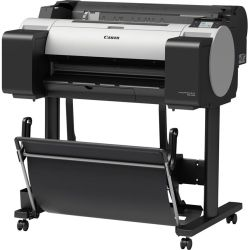 iPF TM-200 24 5 Colour Graphics Large Format Printer with Stand