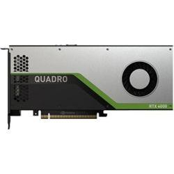 Leadtek Quadro RTX4000 Work Station Graphic Card PCIe 8GB GDDR6 4H (DP) VirtualLink (1) 1x Fan, ATX