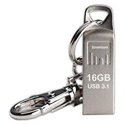 Strontium Nitro AMMO Silver USB 3.1 (Gen 1) 16GB