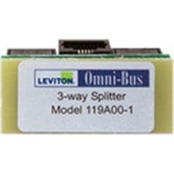Leviton Omni-Bus Splitter Box 3-WAY