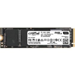 Crucial P1 500GB M.2 (2280) NVMe PCIe SSD - 3D NAND 1900/950 MB/s Acronis True Image Cloning Software via Download