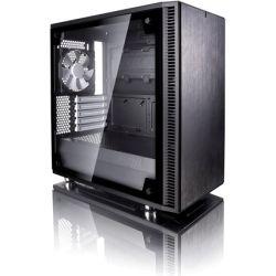 Fractal Design Define Mini C Black - Tempered Glass Edition