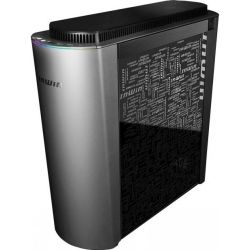 915 Full Tower PC Case (SILVER)