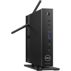 Dell Wyse 5070 Thin Client, QUAL CORE, 32GB EMMC, 4GB FLASH, Wi-Fi, W10 IoT, 3yr