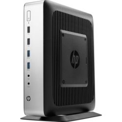 HP T730 8GB, 32GB M.2, IE, 4X DP (4 MON. SUPPORT), 2X SERIAL, 1X PARALLEL, W10IOT, 3yr