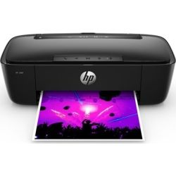HP AMP Bluetooth Speaker Printer - Black